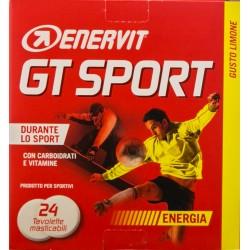 ENERVIT ENERVIT GT SPORT TAVOLETTE MASTICABILI GUSTO LIMONE 24 PZ 96g