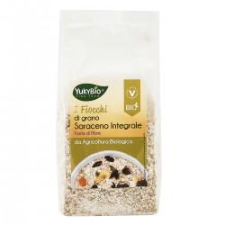Fiocchi di grano saraceno integrale bio
