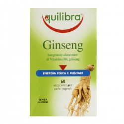 Integratore alimentare Ginseng