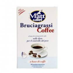 Integratore Bruciagrassi Coffee