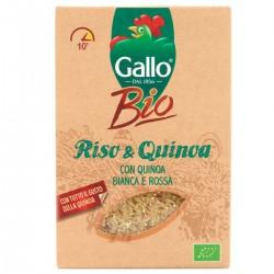 GALLO Riso & Quinoa bio