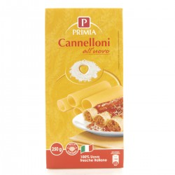 PRIMIA Cannelloni all'uovo