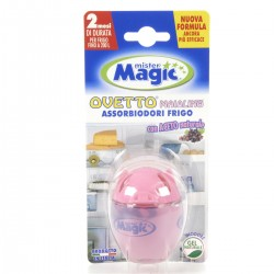 Mister Magic Assorbiodore per Frigo Ovetto Maialino