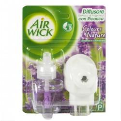 Air Wick Diffusore elettrico base e ricarica