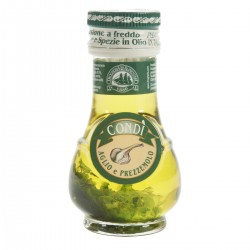 Condì Olio aromatico all'aglio e prezzemolo