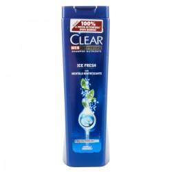 Clear Shampoo Men Antiforfora Ice Fresh