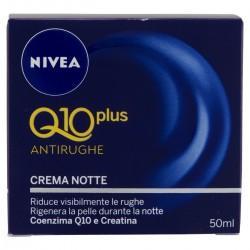 Nivea Q10 plus Crema notte antirughe