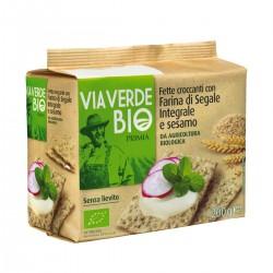 Fette croccanti Via Verde Bio