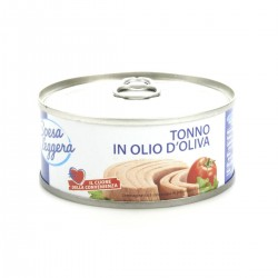Tonno in olio di oliva