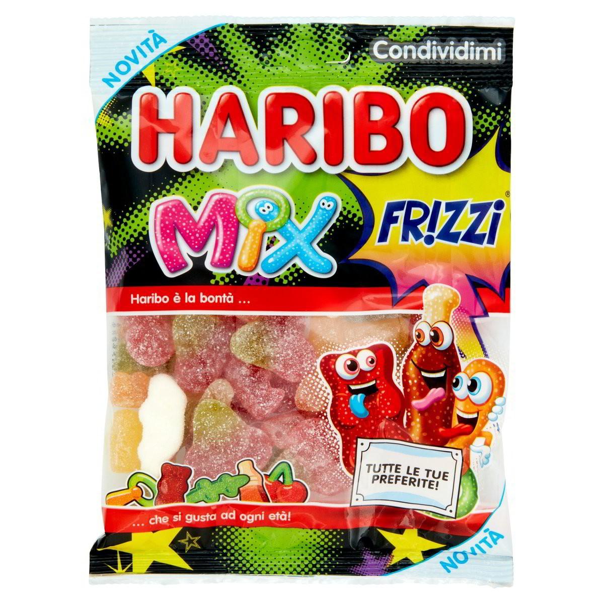 Mix Frizzi