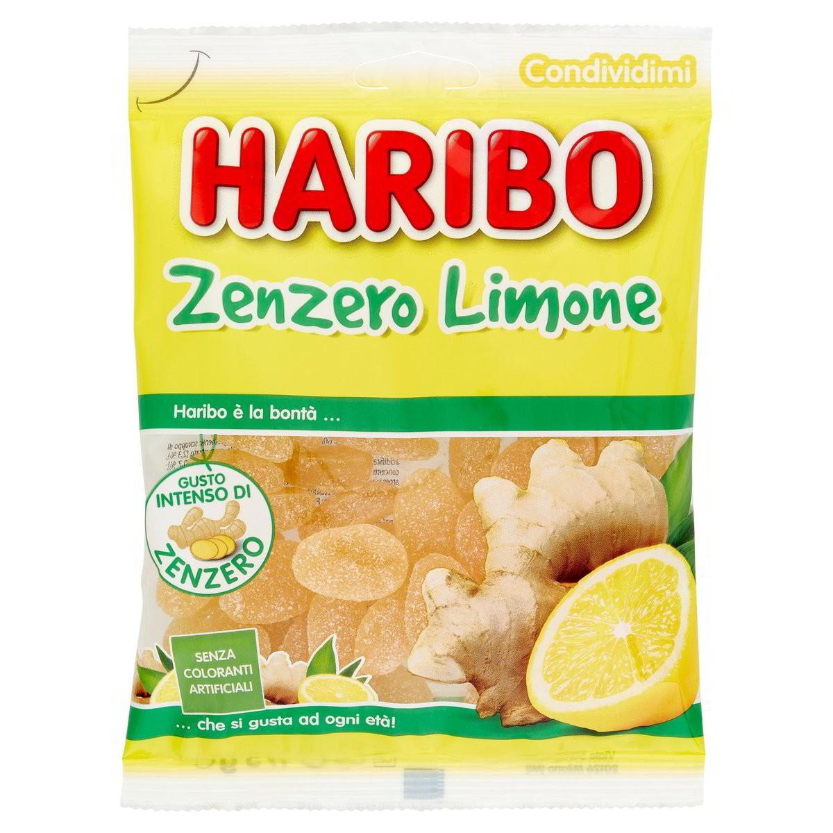 Zenzero-limone