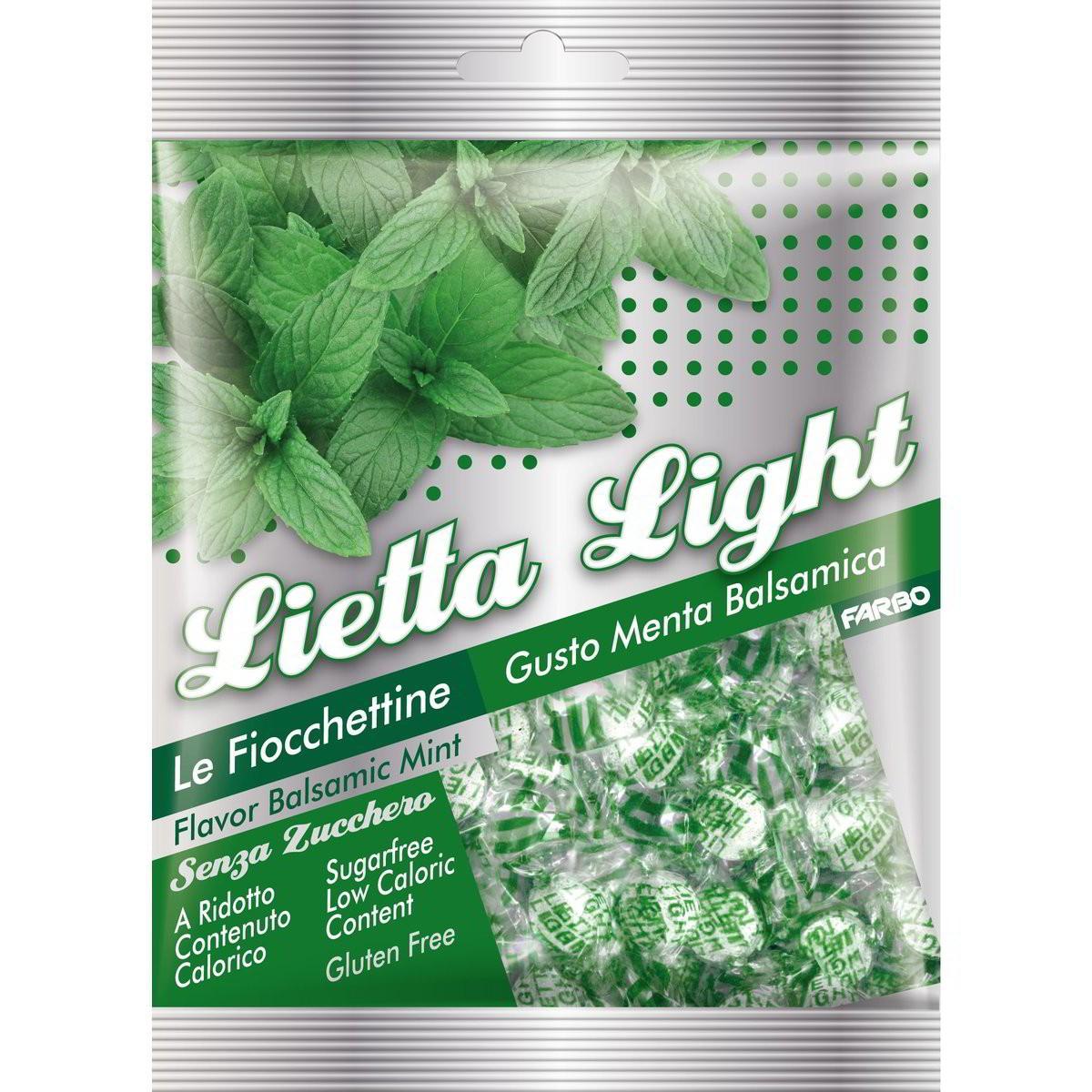 Lietta Light Gusto Menta Balsamica