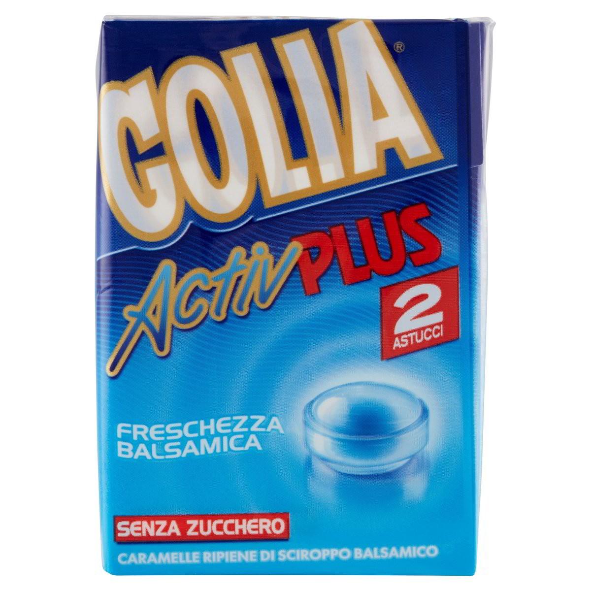 Caramelle Golia Active Plus