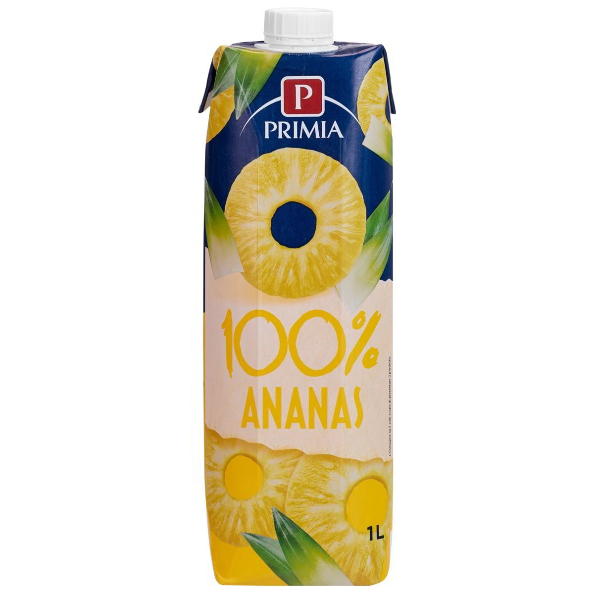 PRIMIA ANANAS 100%