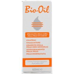 BIO-OIL BIO-OIL OLIO PER CICATRICI, SMAGLIATURE E INVECCHIAMENTO DELLA PELLE 60ml