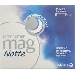 SANOFI INTEGRATORE MAG SONNO SERENO NOTTE 24 BUSTINE 50,4g