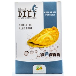 BALDAN GROUP LIFESTYLE DIET CENTRO MESSEGUE PREPARATI PROTEICI OMELETTE ALLE ERBE 75g