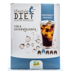 BALDAN GROUP LIFESTYLE DIET CENTRO MESSEGUE PREPARATI PROTEICI COLA EFFERVESCENTE 75g