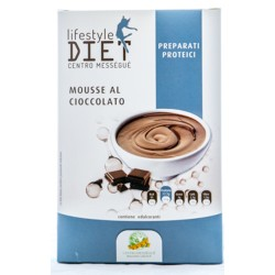 BALDAN GROUP LIFESTYLE DIET CENTRO MESSEGUE PREPARATI PROTEICI MOUSSE AL CIOCCOLATO 75g
