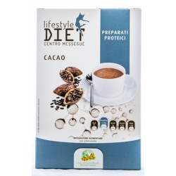 BALDAN GROUP LIFESTYLE DIET CENTRO MESSEGUE PREPARATI PROTEICI CACAO 75g