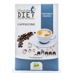 BALDAN GROUP LIFESTYLE DIET CENTRO MESSEGUE PREPARATI PROTEICI CAPPUCINO 75g