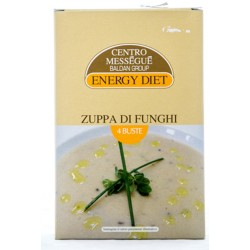 BALDAN GROUP CENTRO MESSEGUE ENERGY DIET ZUPPA DI FUNGHI 100g