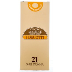 BALDAN GROUP CENTRO MESSEGUE I DECOTTI 21 SNEL DONNA INTEGRATORE ALIMENTARE 500ml