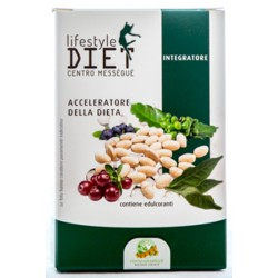 BALDAN GROUP LIFESTYLE DIET CENTRO MESSEGUE INTEGRATORE ACCELERATOER DELLA DIETA 22g