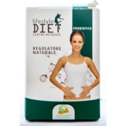 BALDAN GROUP LIFESTYLE DIET CENTRO MESSEGUE PROBIOTICO REGOLATORE NATURALE 15g