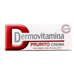 PASQUALI PHC DERMOVITAMINA CREMA PRURITO 30ml