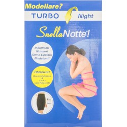 SANICO PANTS L SNELLA NOTTE TURBO NIGHT