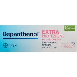 BAYER BEPANTHENOL EXTRA PROTEZIONE PER PELLI DELICATE 100g