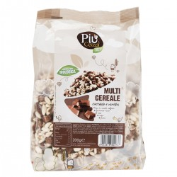 Multi cereale bio - Con cioccolato e vaniglia