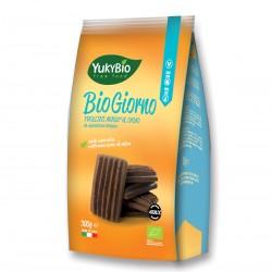 Frollini Akrux al cacao BioGiorno