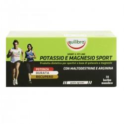 Potassio e magnesio Sport & Fit Line