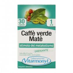 Integratore Caffè Verde Maté