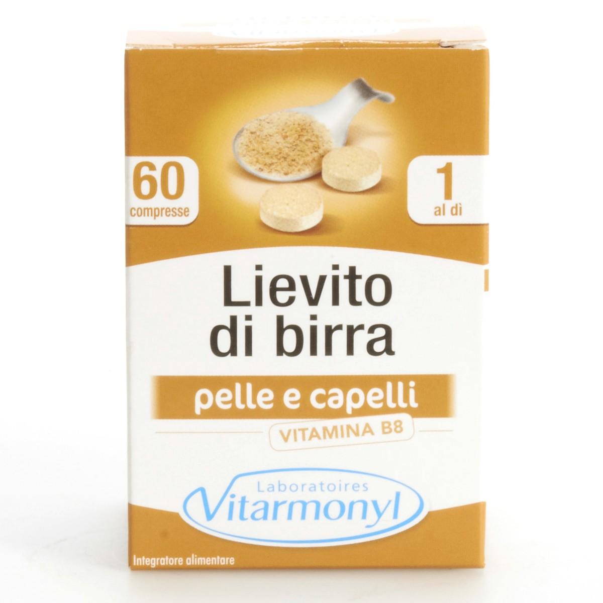 Integratore Lievito di Birra