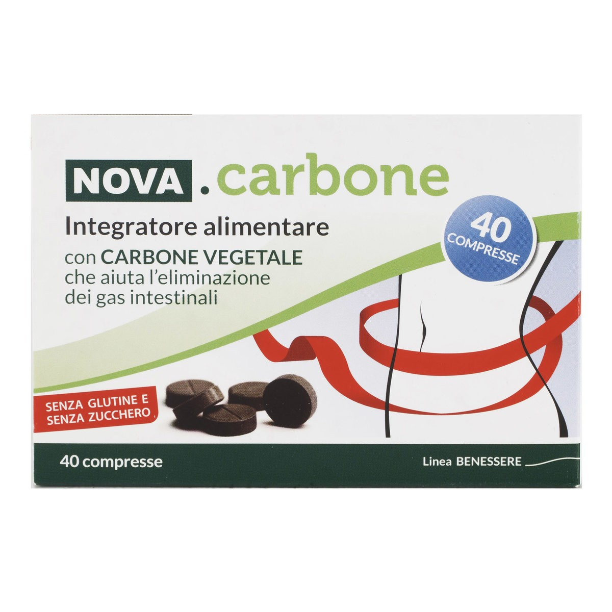Integratore NOVA.Carbone