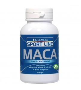 Integratore alimentare Maca Sport Line