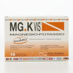 Mg K Vis Magnesio e Potassio con TrioMiG