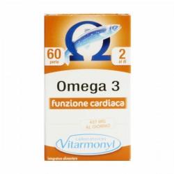 Integratore alimentare Omega 3