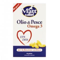 Integratore Olio di Pesce Omega 3