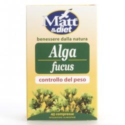 Integratore Alga fucus