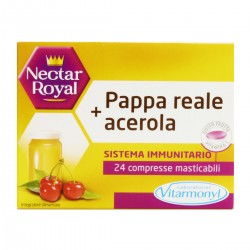 Integratore Pappa Reale + Acerola