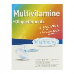 Integratore Multivitamine+Oligoelementi