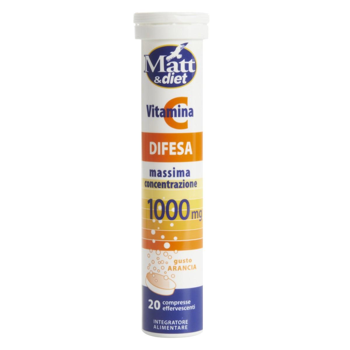 Integratore Difesa Vitamina C