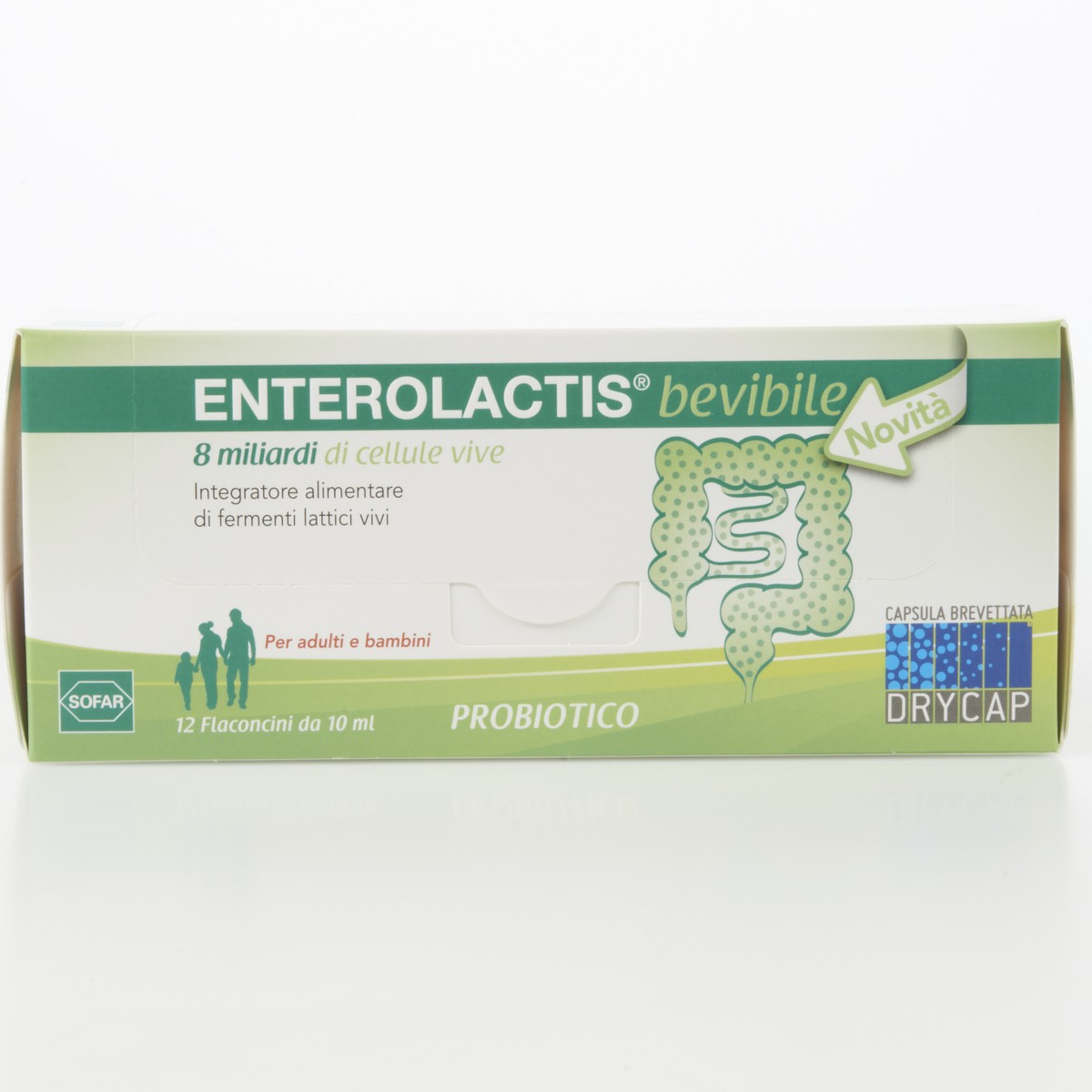Enterolactis bevibile