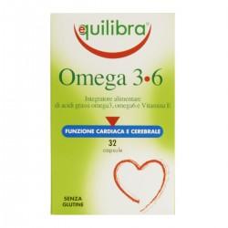 Integratore alimentare Omega 3-6