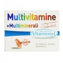 Integratore Multivitamine + Multiminerali
