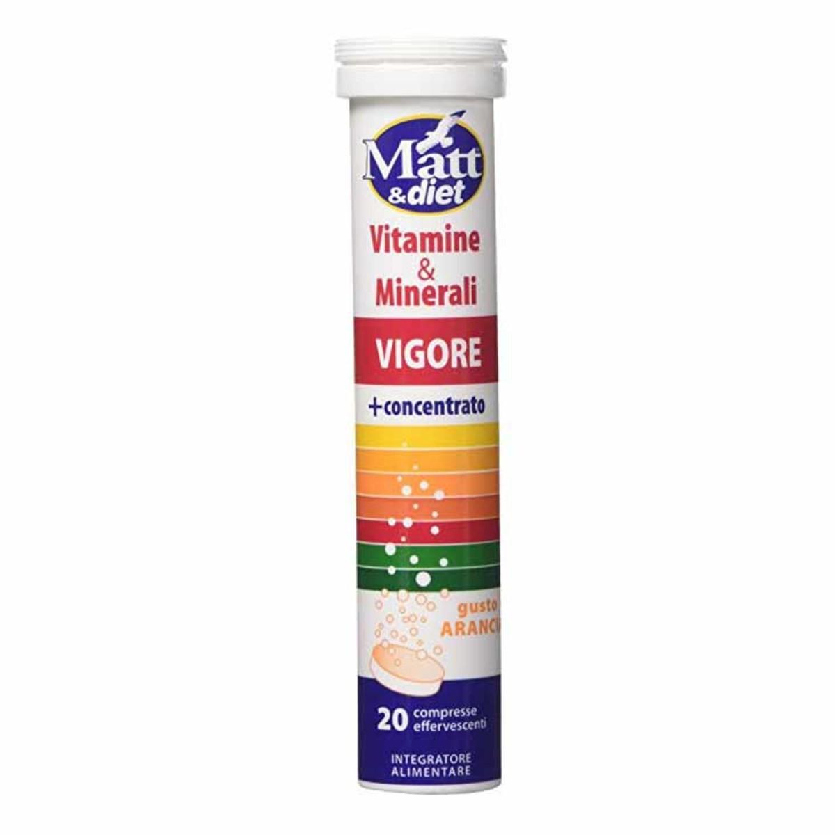 Integratore Vitamine&Minerali Vigore